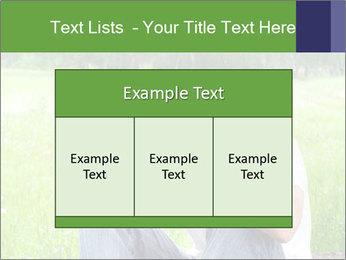 Sad teenager PowerPoint Template - Slide 59