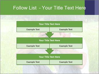 Sad teenager PowerPoint Template - Slide 60