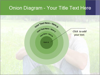 Sad teenager PowerPoint Template - Slide 61