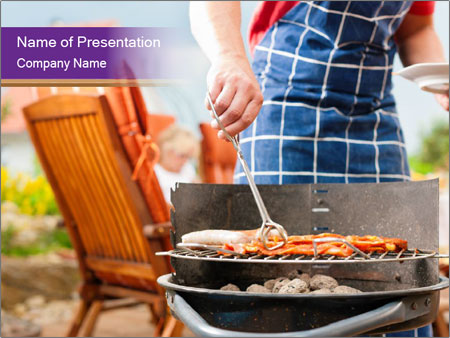 Barbecue PowerPoint Templates