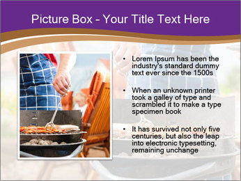 Barbecue PowerPoint Templates - Slide 13