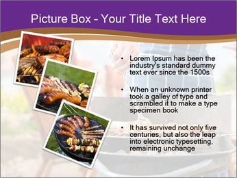 Barbecue PowerPoint Templates - Slide 17