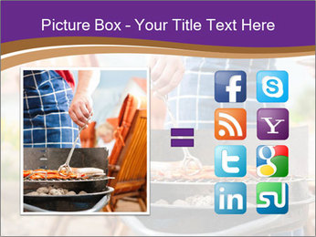 Barbecue PowerPoint Templates - Slide 21