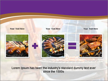 Barbecue PowerPoint Templates - Slide 22