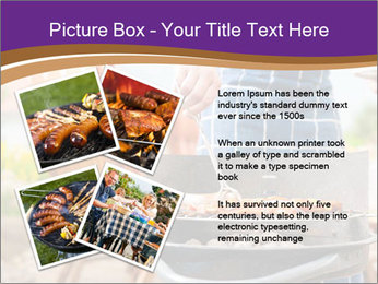Barbecue PowerPoint Templates - Slide 23