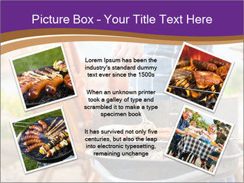 Barbecue PowerPoint Templates - Slide 24