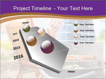 Barbecue PowerPoint Templates - Slide 26