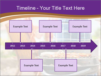 Barbecue PowerPoint Templates - Slide 28