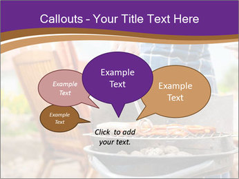 Barbecue PowerPoint Templates - Slide 73