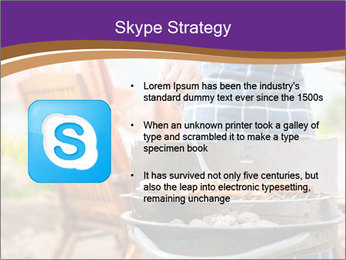 Barbecue PowerPoint Templates - Slide 8
