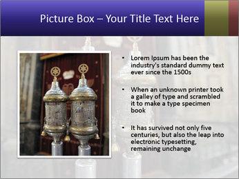 Silver rimonims PowerPoint Template - Slide 13