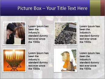 Silver rimonims PowerPoint Template - Slide 14