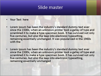 Silver rimonims PowerPoint Template - Slide 2
