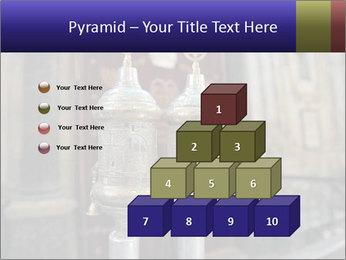 Silver rimonims PowerPoint Template - Slide 31