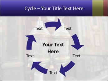 Silver rimonims PowerPoint Template - Slide 62