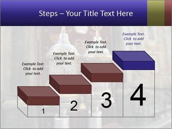 Silver rimonims PowerPoint Template - Slide 64