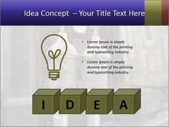 Silver rimonims PowerPoint Template - Slide 80