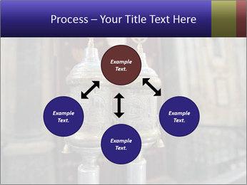 Silver rimonims PowerPoint Template - Slide 91