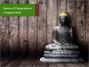 Rusty Buddha PowerPoint Template
