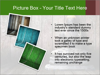Rusty Buddha PowerPoint Template - Slide 17