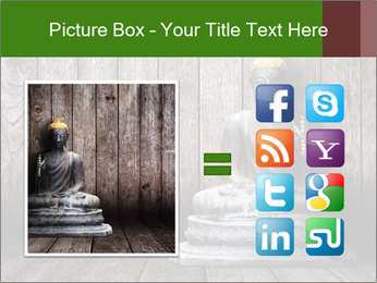 Rusty Buddha PowerPoint Template - Slide 21