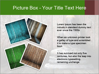 Rusty Buddha PowerPoint Template - Slide 23