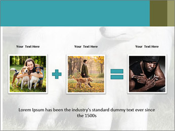 Pyrenees dog PowerPoint Template - Slide 22