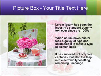 Picnic table PowerPoint Template - Slide 13