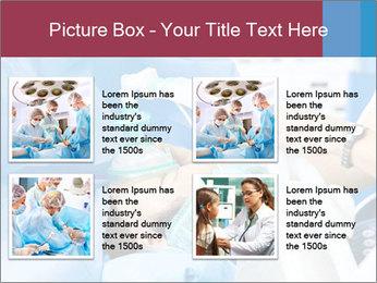 Ventilation in hospital PowerPoint Template - Slide 14