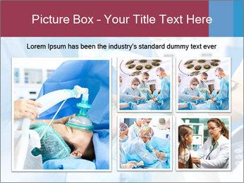 Ventilation in hospital PowerPoint Template - Slide 19