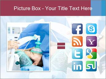 Ventilation in hospital PowerPoint Template - Slide 21