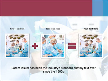 Ventilation in hospital PowerPoint Template - Slide 22