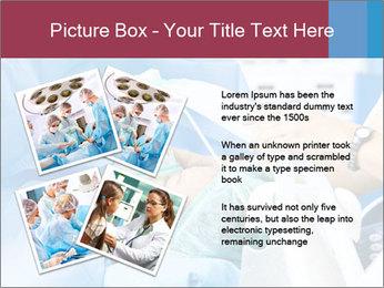 Ventilation in hospital PowerPoint Template - Slide 23