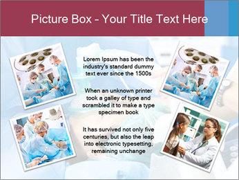 Ventilation in hospital PowerPoint Template - Slide 24