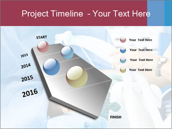 Ventilation in hospital PowerPoint Template - Slide 26
