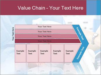 Ventilation in hospital PowerPoint Template - Slide 27