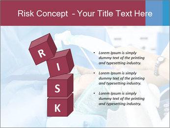 Ventilation in hospital PowerPoint Template - Slide 81