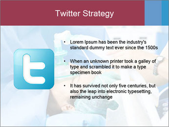 Ventilation in hospital PowerPoint Template - Slide 9