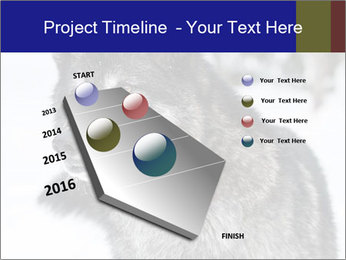 Wolf PowerPoint Templates - Slide 26
