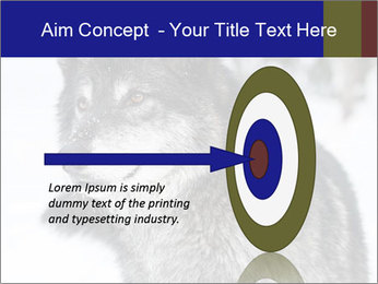 Wolf PowerPoint Templates - Slide 83