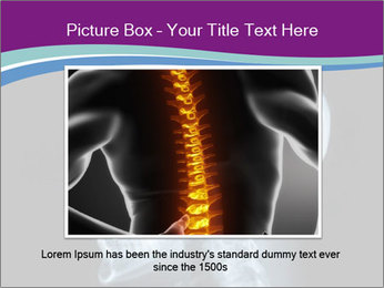 X-ray of head PowerPoint Template - Slide 16