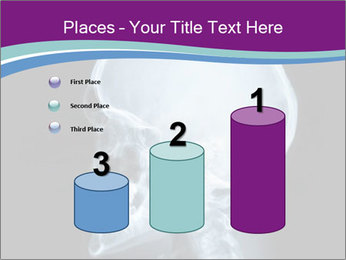 X-ray of head PowerPoint Template - Slide 65