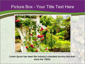 Garden PowerPoint Template - Slide 16
