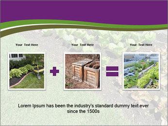 Garden PowerPoint Template - Slide 22