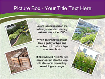 Garden PowerPoint Template - Slide 24