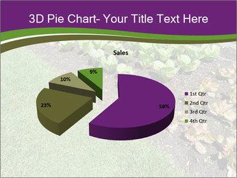 Garden PowerPoint Template - Slide 35