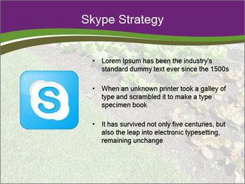 Garden PowerPoint Template - Slide 8