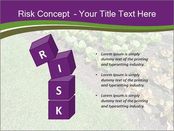 Garden PowerPoint Template - Slide 81
