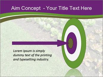 Garden PowerPoint Template - Slide 83
