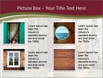 Old rocking horse PowerPoint Template - Slide 14